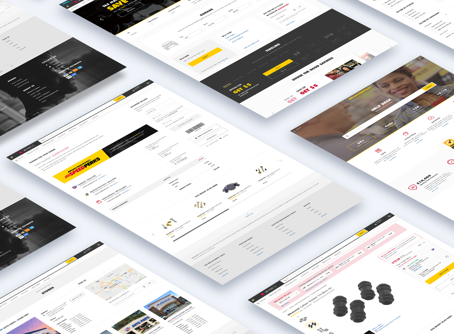 Design for the eCommerce giant