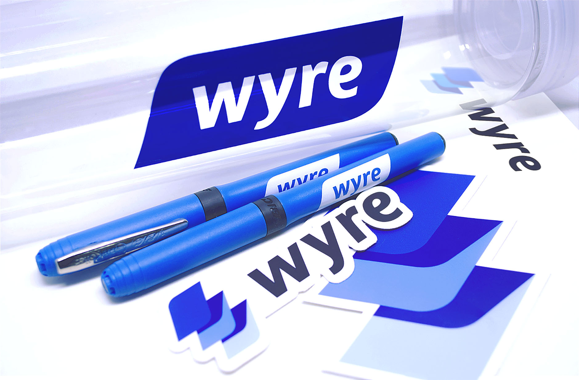 Wyre brand assets