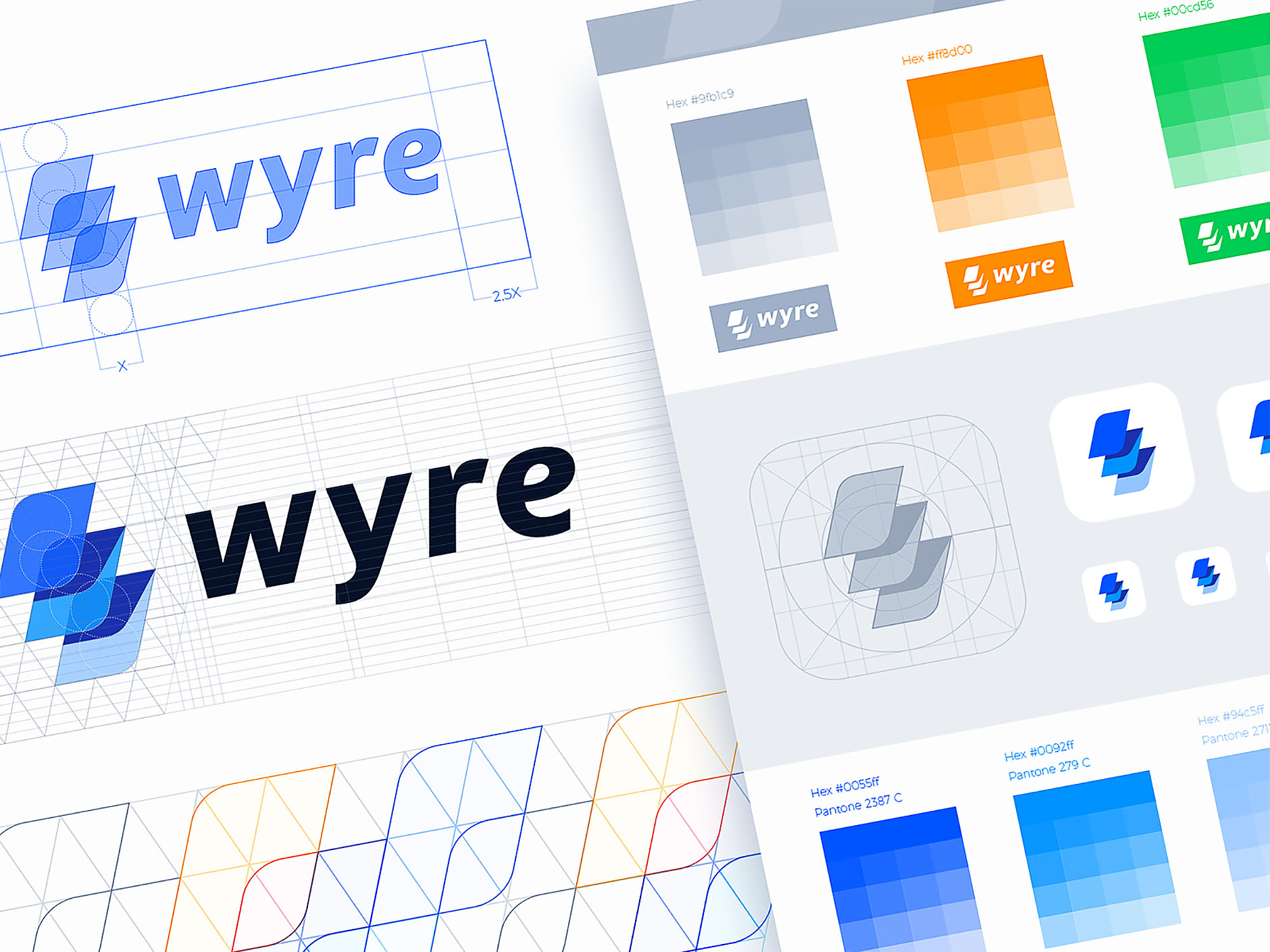 Wyre style guide web kit